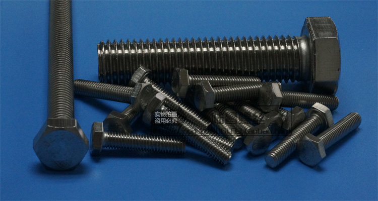 304 stainless steel outer six angle screw, bolt extension screw M12*90100120-150mm