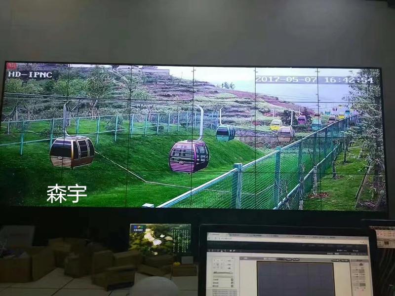 شاشات الكريستال السائل شاشة 55 بوصة مم هد شاشات الصناعية سوبر ضيق كبير شاشة التلفزيون المؤتمر استرا