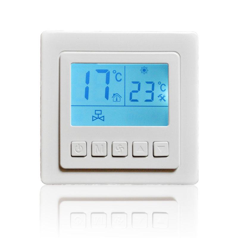 D610 электрическое отопление жидкокристаллический термостат электрический регулятор температуры почвы электрическое отопление фильм новых температуры переключатель