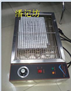 нержавеющая сталь ESK-1 утолщение коммерческих бытовой. барбекю рыба на гриле жареные куриные крылышки пульку печь печь