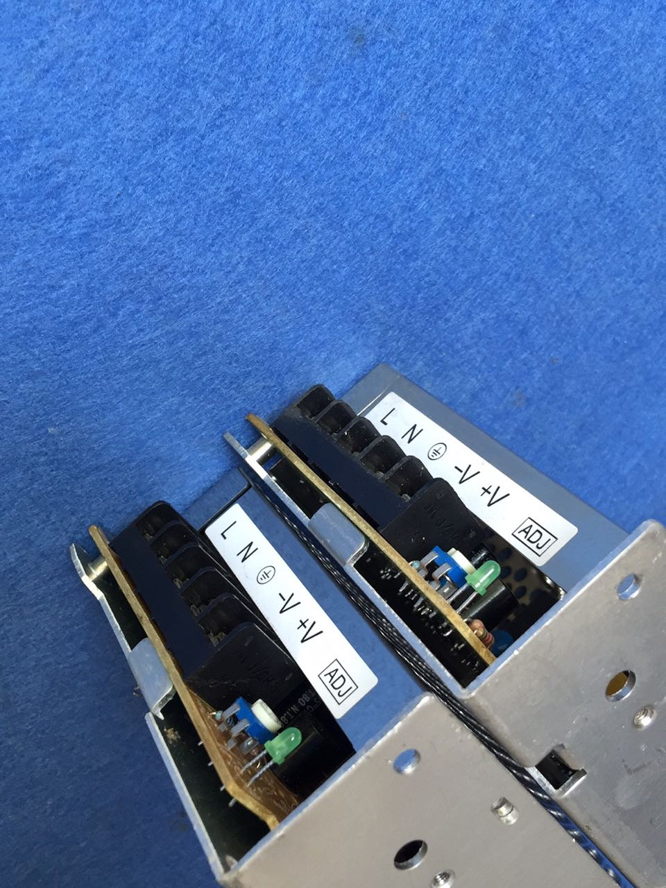 Omron S8JC-Z03524C switching power supply has good original disassemble test package