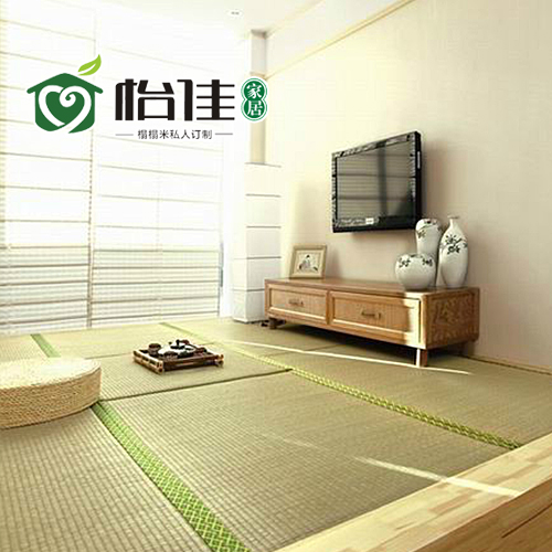 Tatami mats children custom m windows platform pad coconut palm mattress pad ice silk mat Japanese Kang
