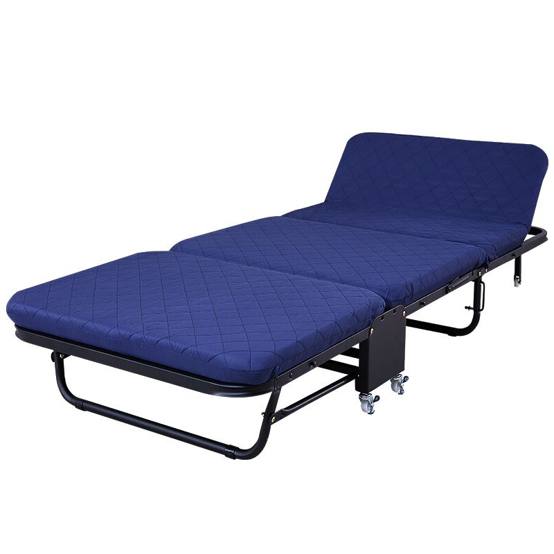 The office of the seventy percent off bed siesta nap nursing bed folding bed single bed 1.2 meters hard sponge bed