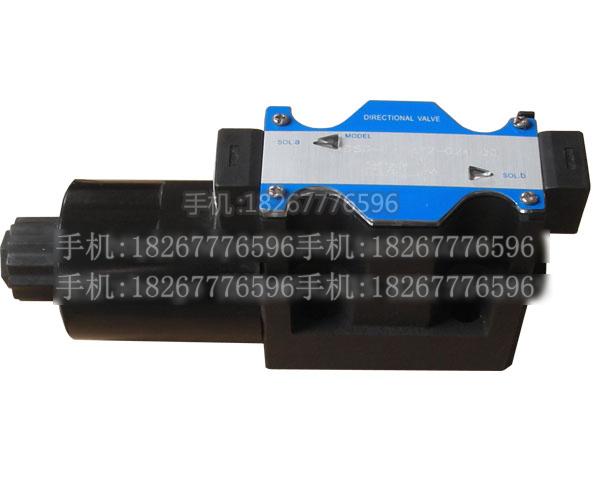 Hydraulic solenoid valve SS-G03-A3X-R-C2-21SS-G03-H3X-R-C2-21 oil pressure reversing valve