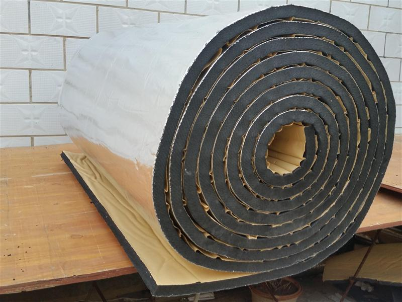 vandtank mur, soveværelset varmeisolering bomuld high density isolering flammehæmmende gummi svamp akustiske bord