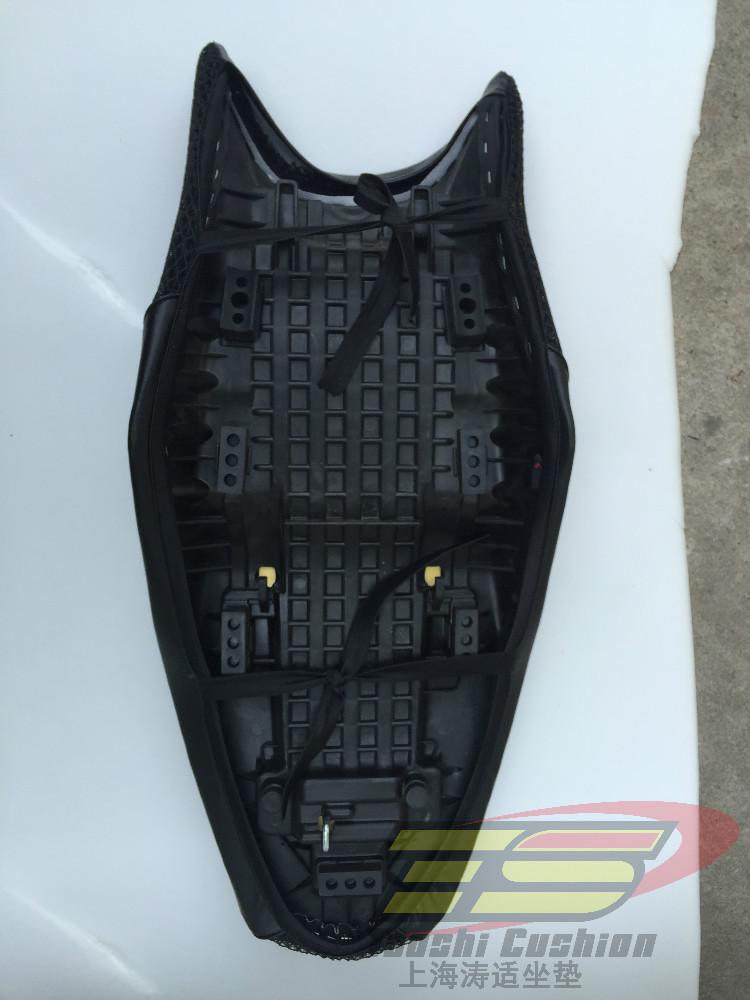 Shanghai - Honda CBF190X guerrafondaio. Una Rete di protezione solare e l'Isolamento termico di ventilazione Pacchetto Nazionale posta a Nido d'Ape