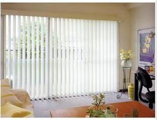 Vertical Blinds, Transparent Transparent Curtain, Vertical Screens, Office  Curtains, 100 Pages Curtain Vertical Curtain Shutter