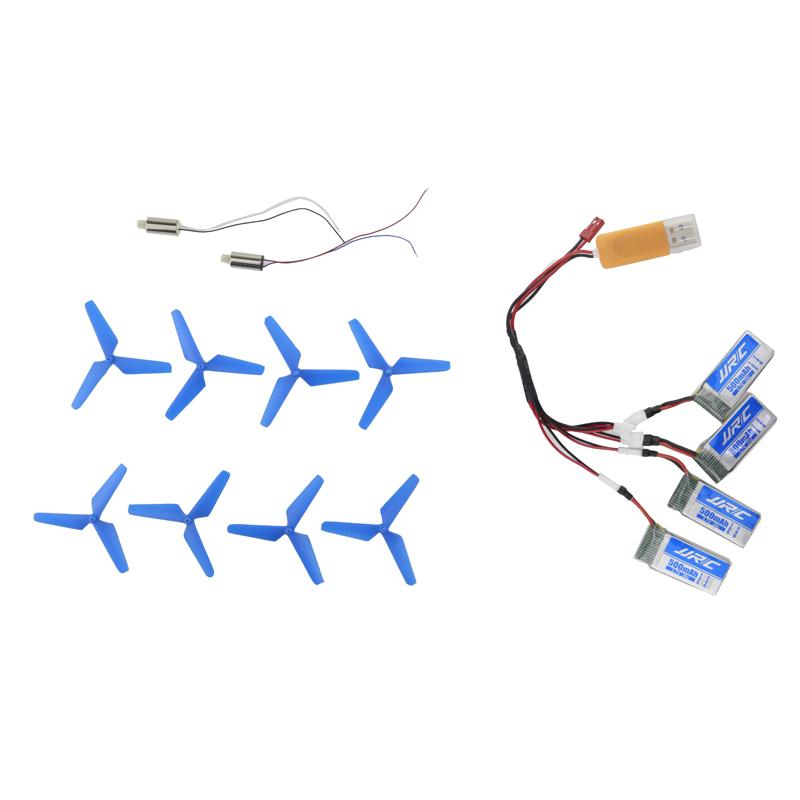 JJRC H43WH UAV originale batteria motore lame telecomando giocattolo quadcopter USB