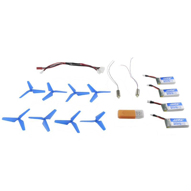 JJRC H43WH UAV originaal aku mootoririba USB kaugjuhtimispuldi mänguasja quadcopter