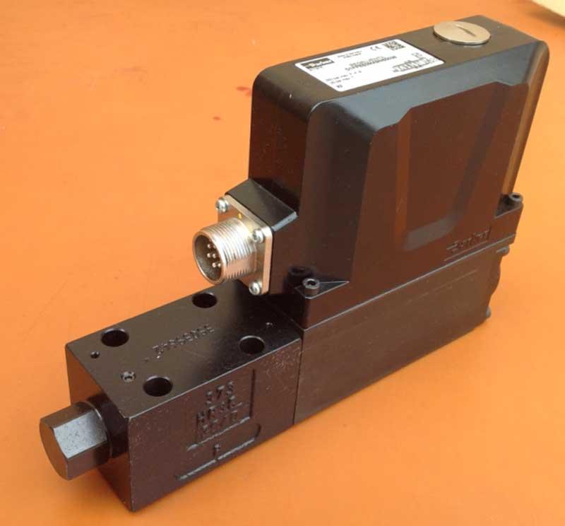 Echte originele Pike voor hoge - klep D1FPE50MA9NS0036 proportionele verkoop en onderhoud