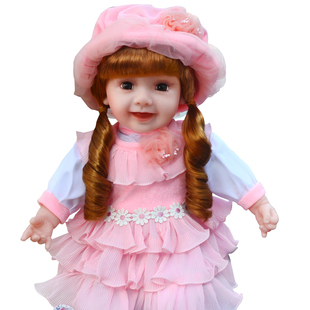 智能对话娃娃会说话的洋娃娃女孩玩具