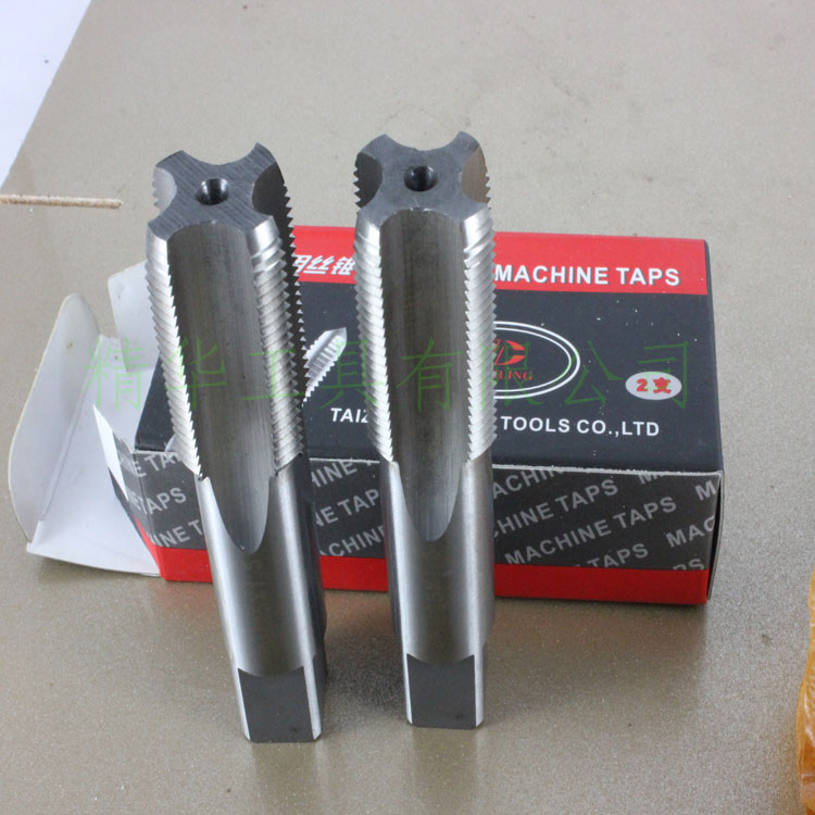 Thread cutting tool of high speed steel machine machine taps tapping for M14X1.5 10 from the sale of fine teeth