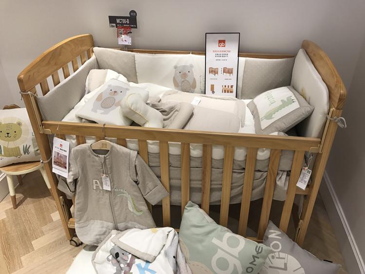 GB καλό παιδί το κρεβάτι της διοίκησης στο κρεβάτι του το μωρό από μπογιά είναι πολυλειτουργική MC700B