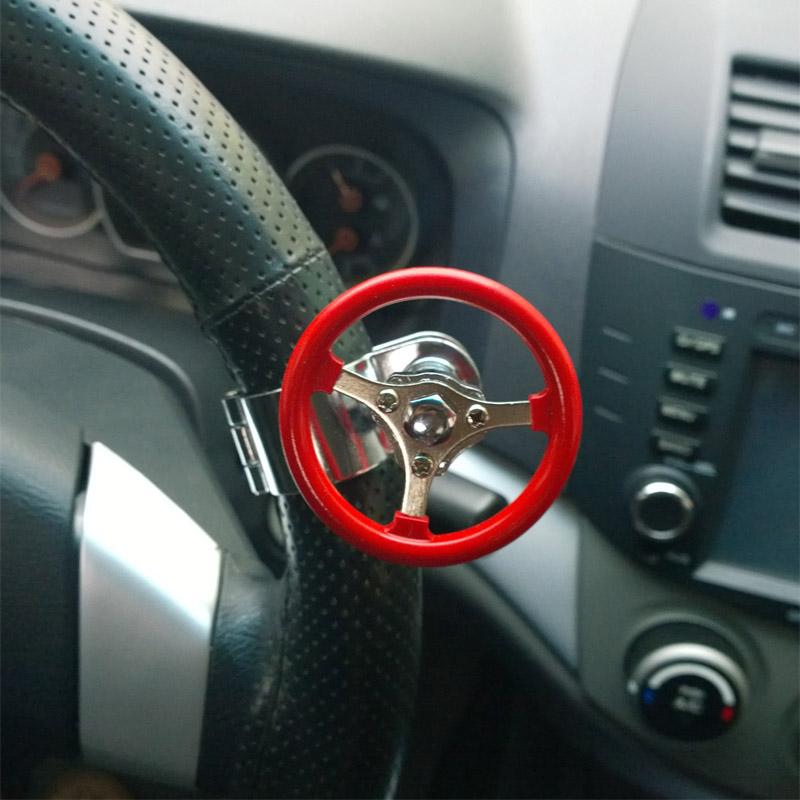 varje dag särskilda ratt booster - boll styranordningen med en stålkula med stöd för att rädda.