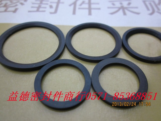 ED10 sealing ring, G1/8A pipe joint seal, bevel washer, DIN3869 gasket, plug rubber ring
