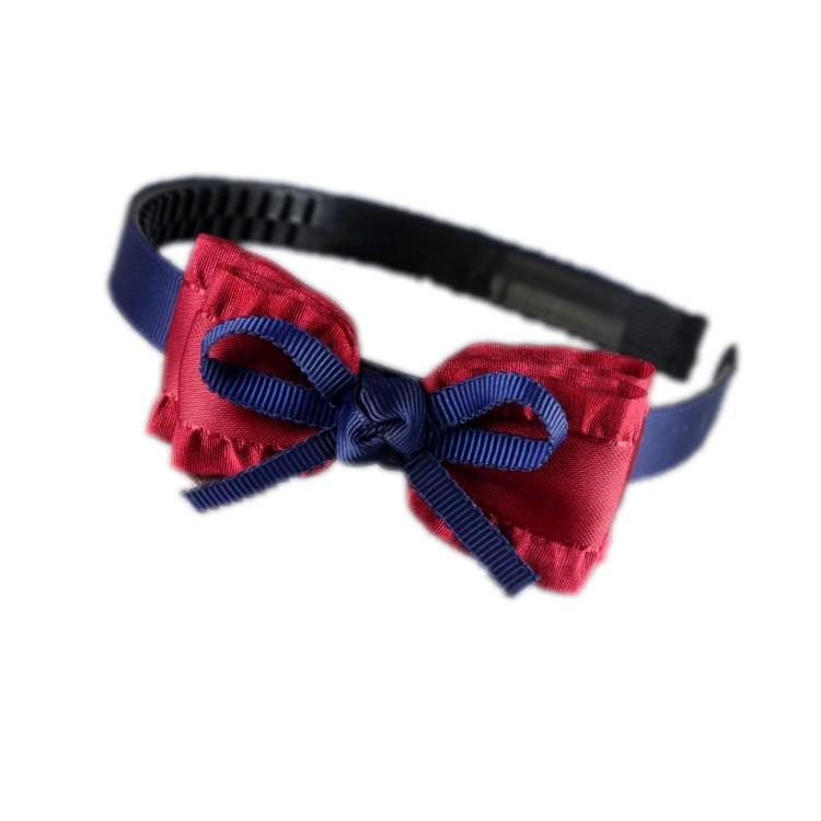 新型包郵可愛い女の子韓版児童女児髪飾り姫カチューシャ頭箍を持って歯ヘアピン