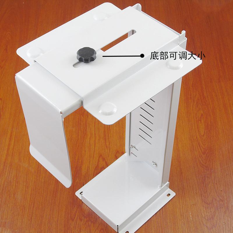 デスクトップパソコンメインフレーム金属サスペンション式ホスト托托壁ラックハンガーケース本体を頼んでデスクトップ