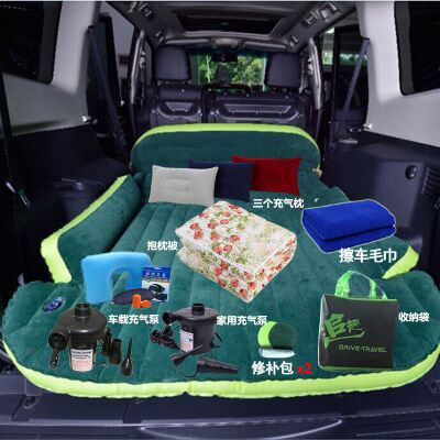 Vehicle air bed air bed mattress car trunk SUV TOYOTA Highlander Che Zhenchuang Pardo