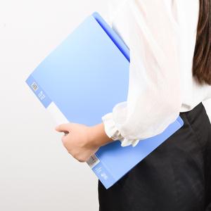 晟琪A4单夹文件夹办公用品双强力夹资料夹试卷夹文件夹子板夹包邮