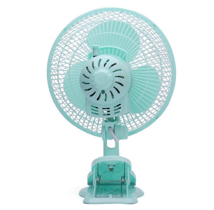 La Oficina de escritorio pequeño ventilador grande ventilador blanco de dibujos animados de los dormitorios de los estudiantes a la página de fans de dormitorio cama mini ventiladores