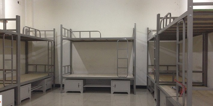 Widening 1.2 meters wide iron double bed double bunk high-low bed mother bed is 0.9 meters wide single bed