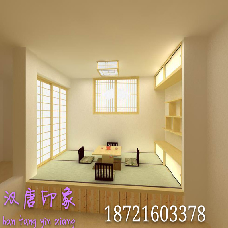 The new platform bookcase desk tatami combined bed children's room study bedroom windows assembly of solid wood