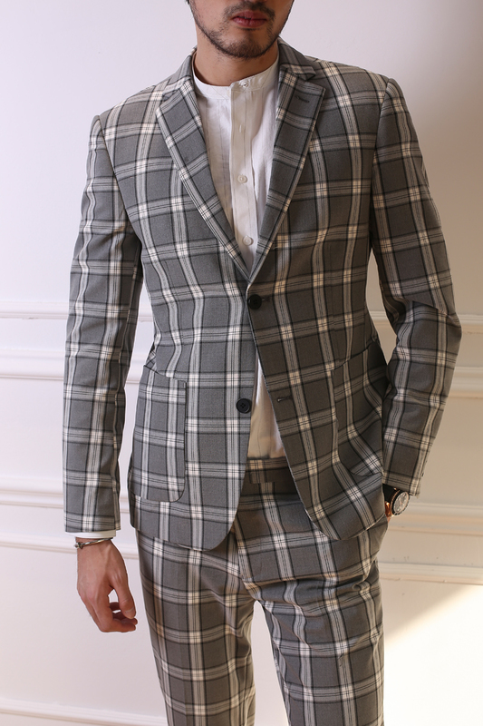 costume mariage homme rouge