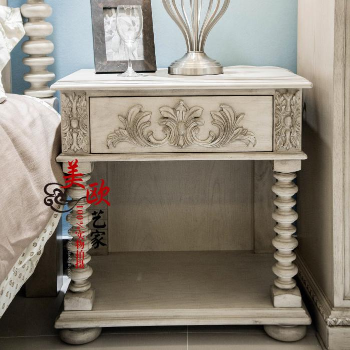 フランスベッドに下田舎材のはしごベッド復古し旧高低アルファベットダブル梯キャビネットベッドで布団を敷く