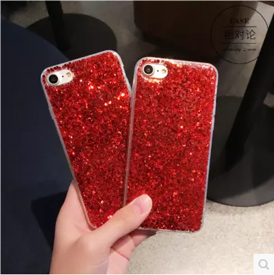 Jin M5plus S7/GN9006 mobile phone protective sleeve set personalized F103 creative M5 mobile phone shell glitter sequins