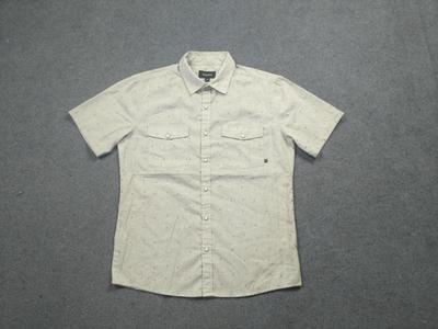 滑板街头短袖衬衫原单
