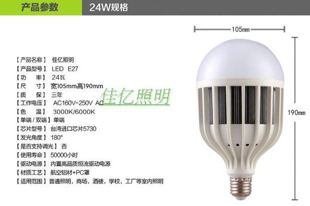 a fény világító led a fényes e40 spiro 150W36W80W tartalmazó lámpa. a gyár nagyteljesítményű energiatakarékos izzók háztartási