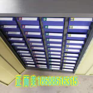 48ドローをドア部品整理棚引き出し式電子部品材料工具箱吸ってサンプル多い分類櫃ロック