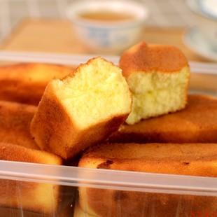 上海特产真老大房老蛋糕500g 老字号面包传统蛋糕早餐零食品点心a