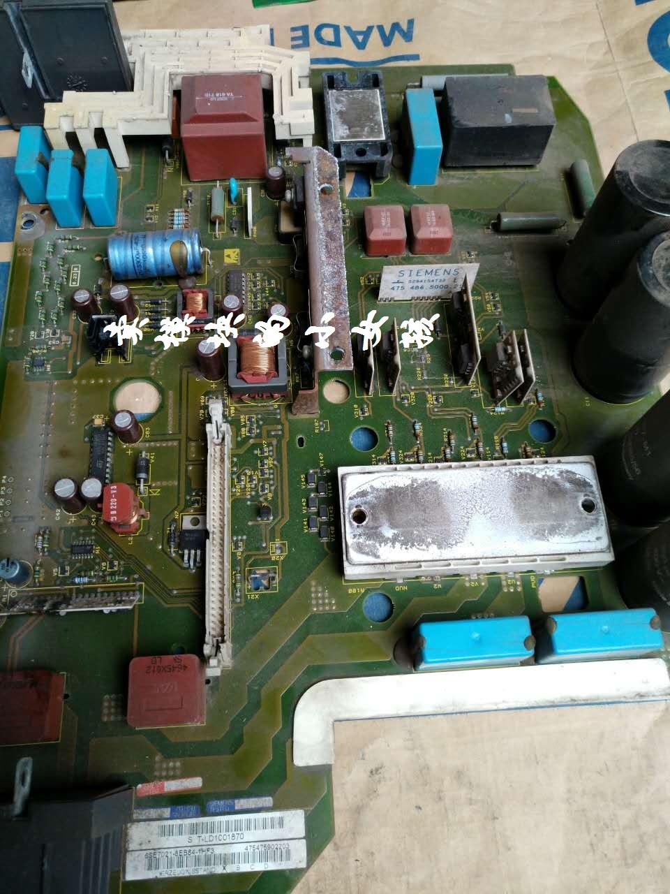 Siemens frequenzumrichter - 70 - Serie 5.5kw fahren. 6SE7021-8EB84-1HF3 kondition