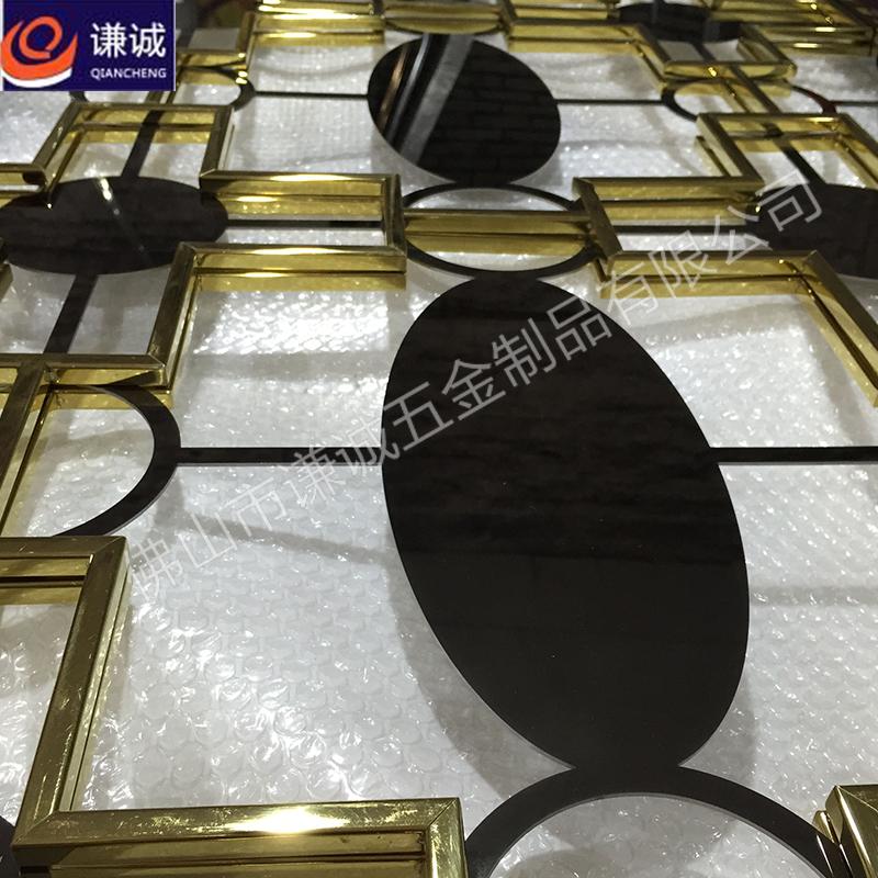 непритязательный оборудование из нержавеющей стали, двойной цвет раздела крыльцо дома моды ширма из нержавеющей стали, полноценный обычай прямых производителей
