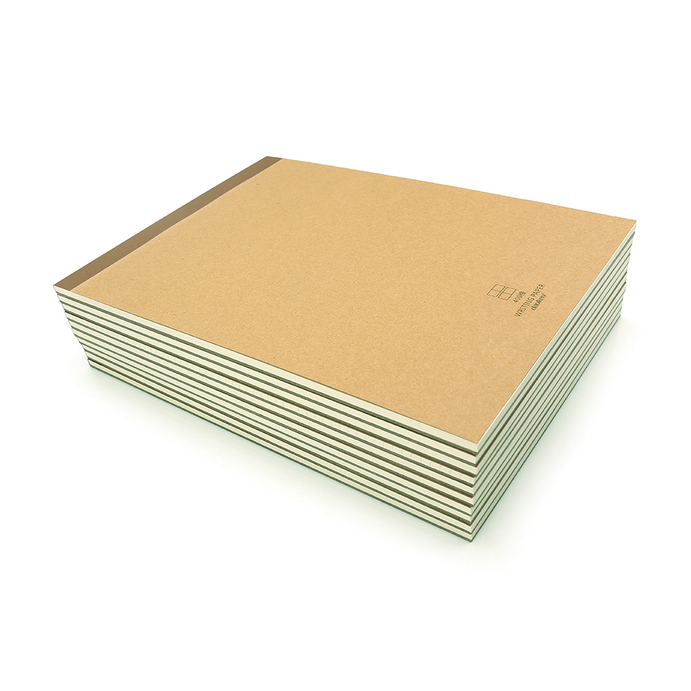 Shipping A4 over the paper box blank of the single line MIG English music book 50