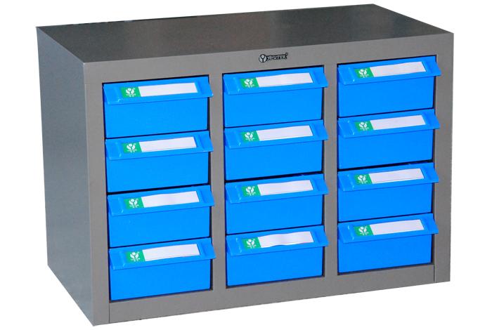 El Gabinete de 18 piezas de Tuba 30 elementos de bombeo del Gabinete de 12 muestras de productos separados de cajón de herramientas del Gabinete de joyas