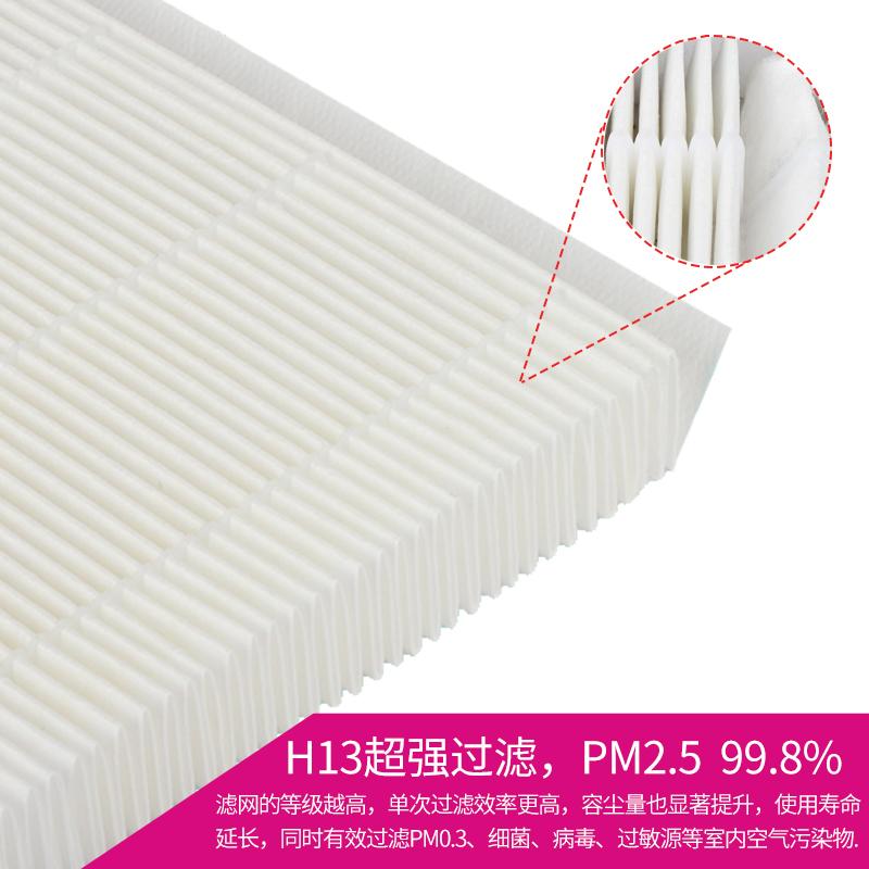 - F-JXH35C-K/F-JDH35C-A kiigazítása a panasonic légtisztító hepa szűrő háló édesítés