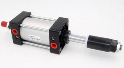 De golpe el cilindro SCJ50 / 63 / 80 * 200-50 ajustable de cilindro (un año de garantía)
