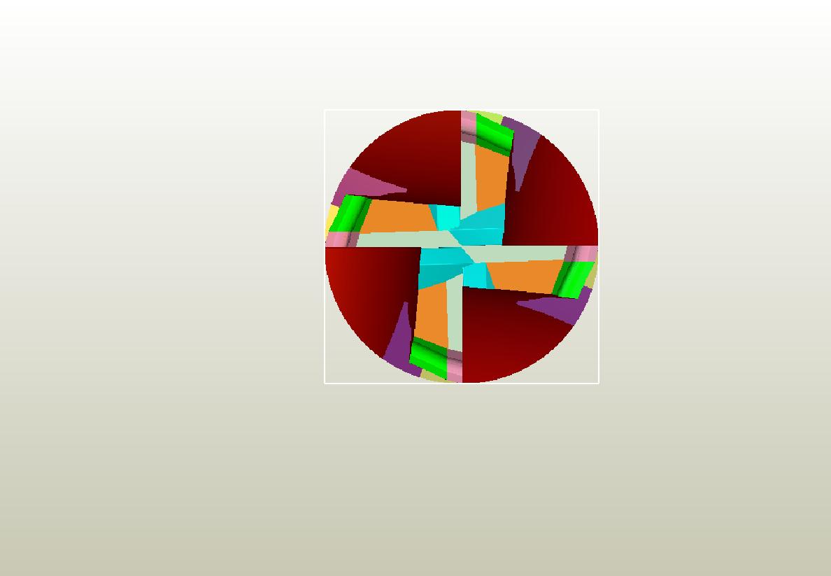Personalizado não - padrão de Corte de carboneto de Fresas de alargador Broca /PCD / / / Passo formando lâmina de Corte