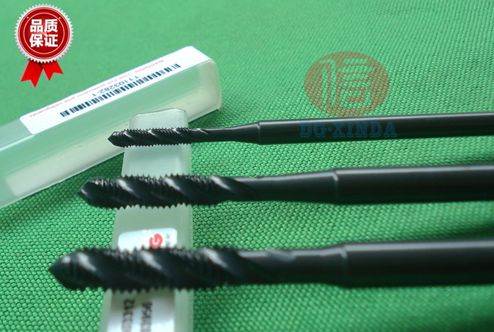 Imported YG-1 long spiral / advanced machine tap / wire tap