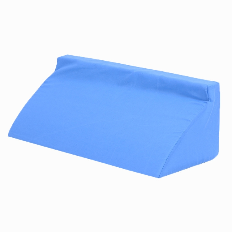 Removable and washable R-bed elderly patient care products pad triangle pad anti-decubitus upper body side body pad