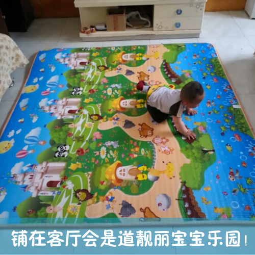Baby bedding room mats cushion child tatami climbing pad thickening infant room home