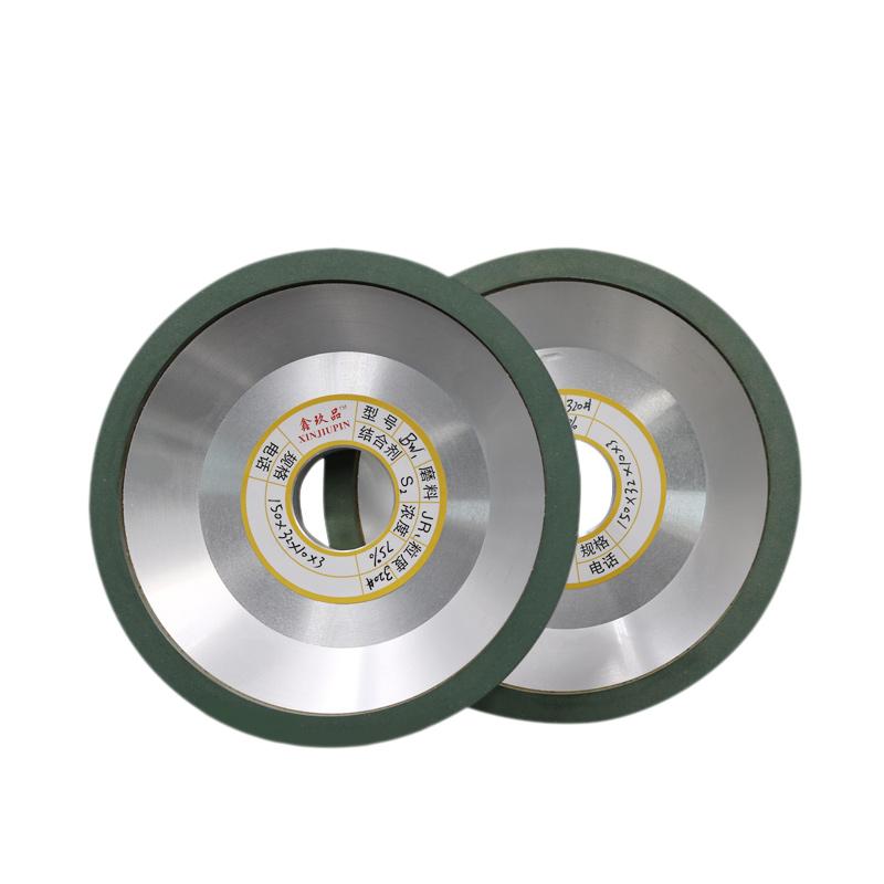 樹脂ダイヤモンド砥石磨タングステン鋼の硬質合金ホイール片万能砥石機椀型砥石75100125