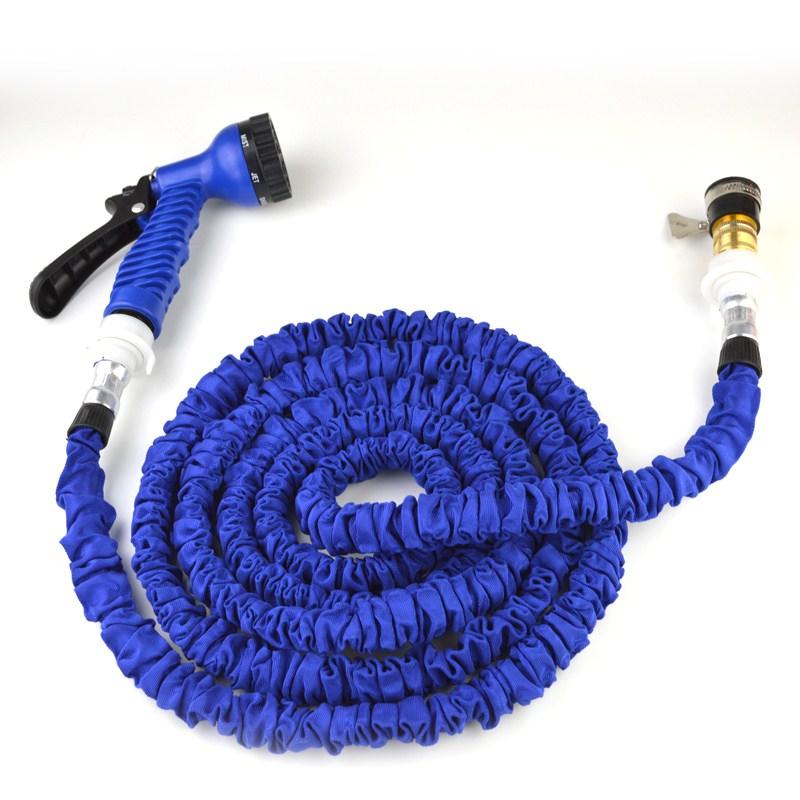 Los trajes de manguera de alta presión de agua de agua de lavado de autos y regar las plantas de agua de uso doméstico puede ser una herramienta de pincel.