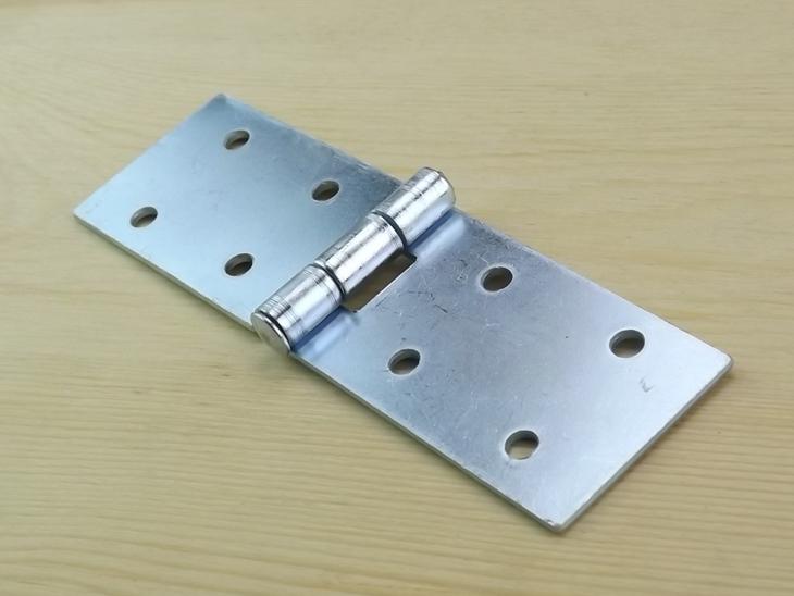 оцинкованного железа увеличена поворотной пластины петли поворотной пластины небольшой петли складные ящики петли петли железной стол петли