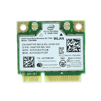 Intel7260HMW7260AC dual band wireless network card 876M4.0 Bluetooth PCIE interface