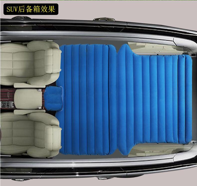 Audi Q5 Audi Q7 SUV off-road car mat bed mattress car rear vehicle inflatable bed travel bed mattress