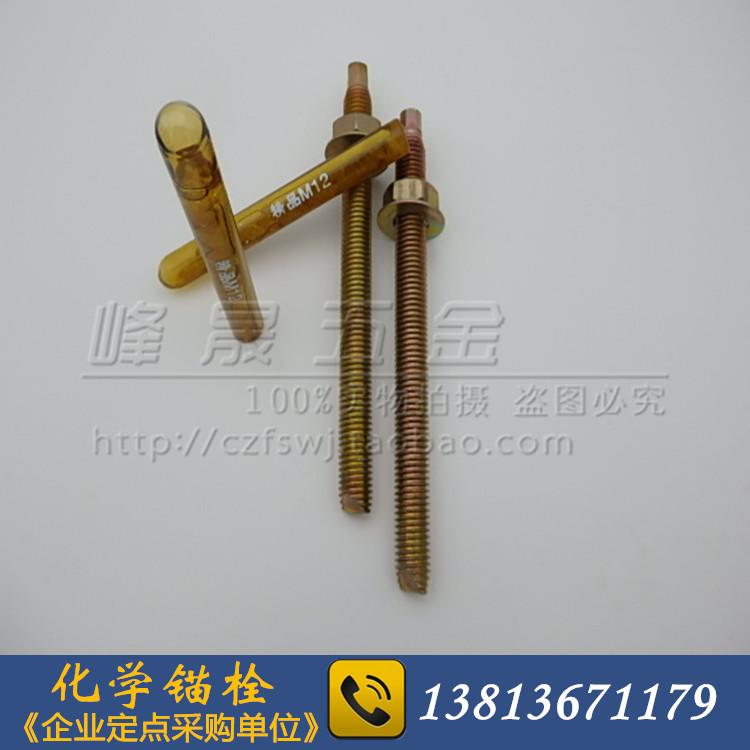 National standard chemical screw / expansion bolt / anchor bolt M8/M10/M12/M14/M16/M18/M20/M24/M30