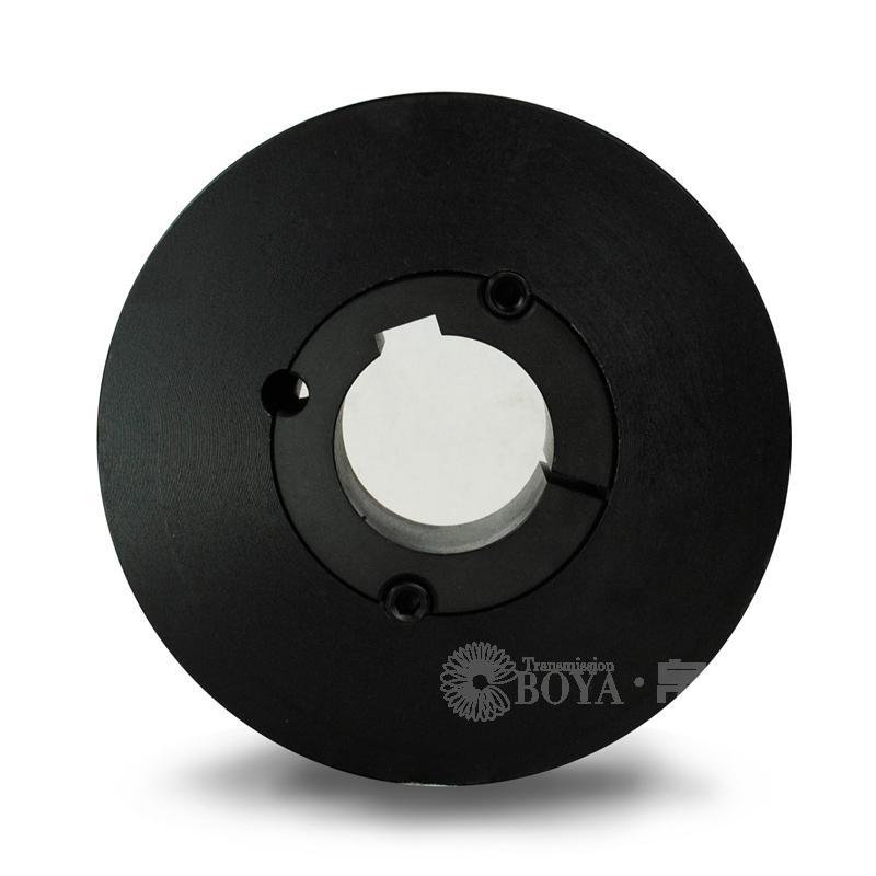 絹揚欧标Vプーリーさん槽SPZ100-03円錐1610鋳鉄磁选機混んゼリー機